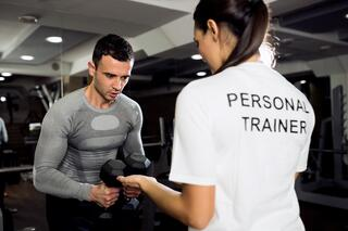 Successful personal trainers