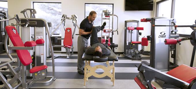 Greg Roskopf and Muscle Activation Technique®